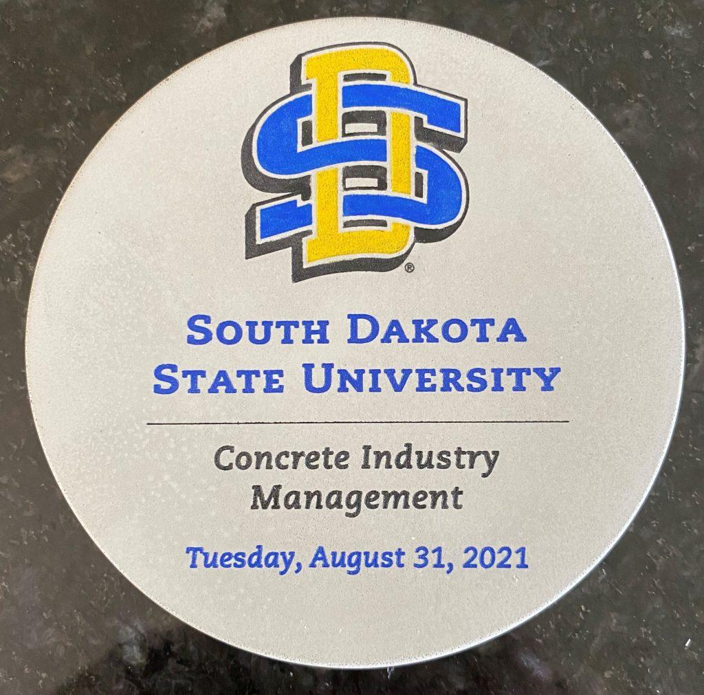 SDSU Concrete Industry Ribbon Cutting